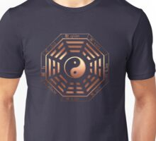 Pa-Kua, Yin Yang, China, symbol of reality Unisex T-Shirt