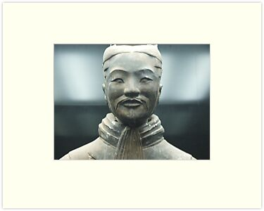 Terracotta Warrior by georgieporgie