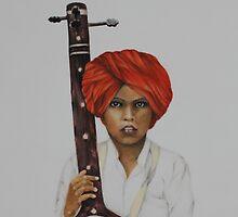 indian boy by diane nicholson