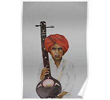indian boy Poster