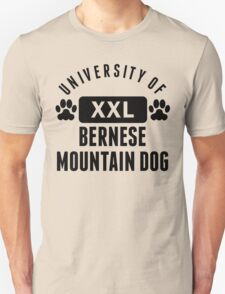University Of Bernese Mountain Dog T-Shirt
