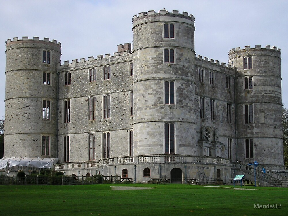 Lulworth Castle by Manda02