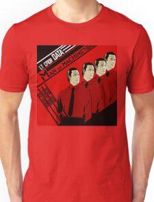 Man Or Machine Unisex T-Shirt