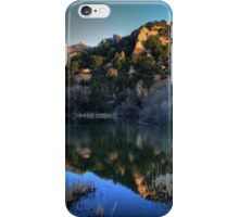 Dawn on Prescott Lake iPhone Case/Skin