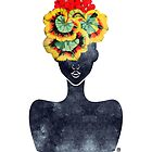 Crown of Floral (0004) by TabithaBianca