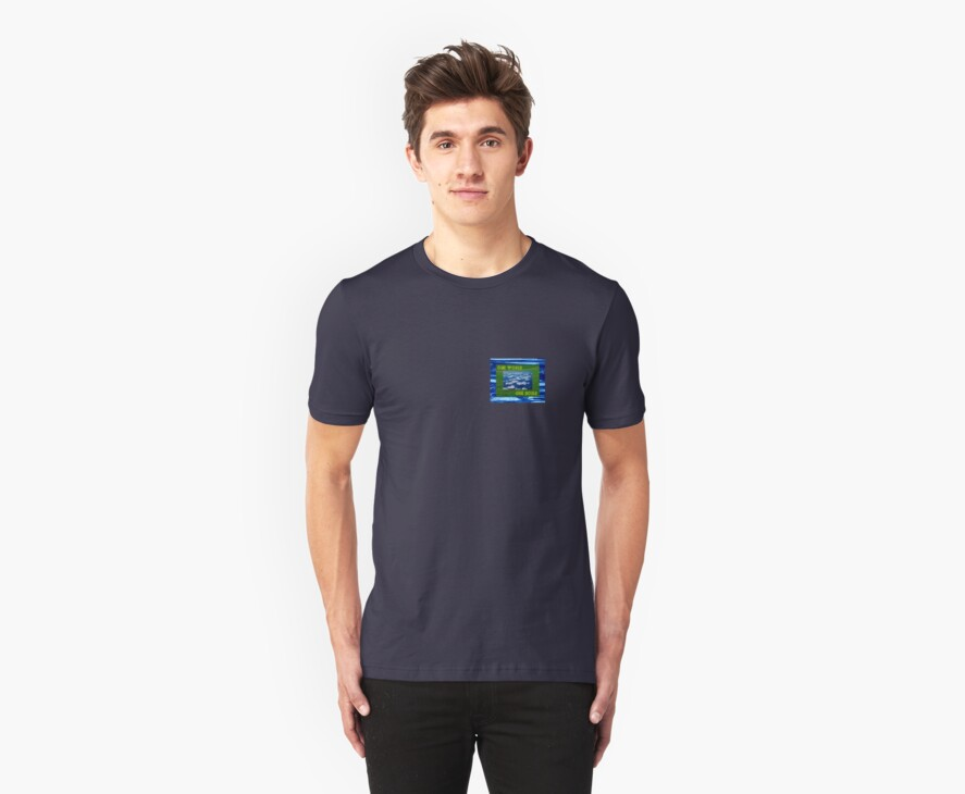 "Elements ""ONE WORLD, ONE HOME"" logo (unisex, men's) by Daniela Weil"
