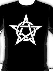 Pentangle - Pentagram - Plain T-Shirt