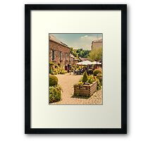 La Gacilly, Brittany, France Framed Print