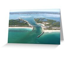 Sebastian Inlet (2) Greeting Card