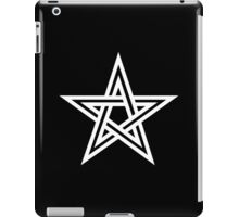 Pentangle - Pentagram - Double iPad Case/Skin