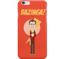 Sheldon - Big Bang Theory iPhone Case/Skin