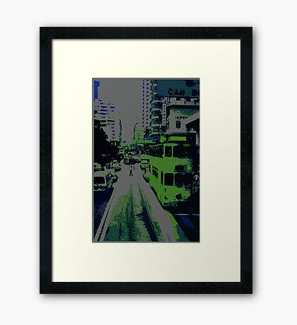 Vehicles Framed Print