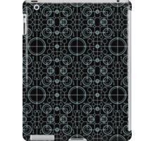 Tron Matrix Geometric iPad Case/Skin