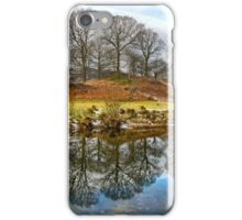 River Brathay Reflections iPhone Case/Skin