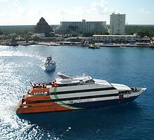 Corzumel Boat Cruise by rockie50