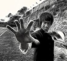 Bruce Lee by BritishYank