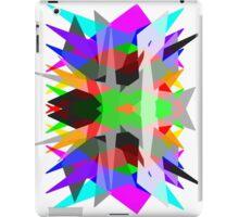 Colour Matrix iPad Case/Skin