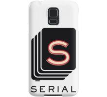SERIAL Samsung Galaxy Case/Skin