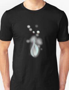 Glitch Overlay secret location marker T-Shirt