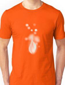 Glitch Overlay secret location marker Unisex T-Shirt