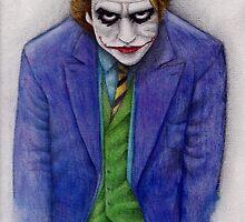 Joker by darkartz