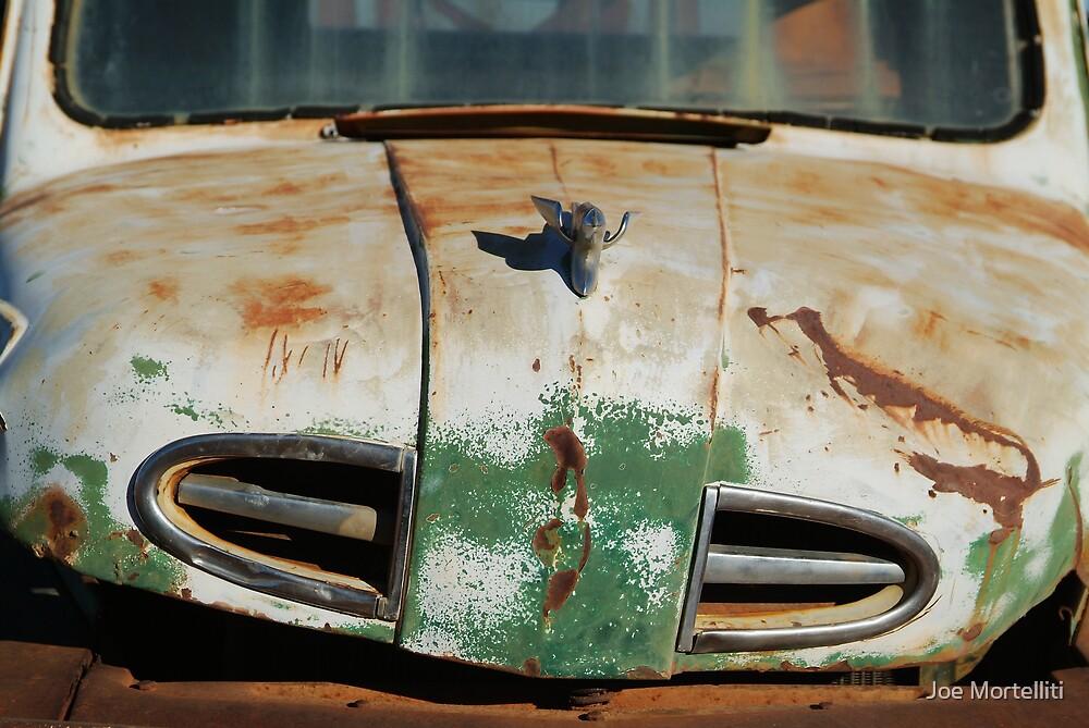 Ford,Outback Boulia,Qld by Joe Mortelliti