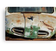 Ford,Outback Boulia,Qld Canvas Print