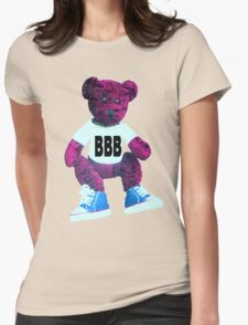 Little BBB x 1 Womens Fitted T-Shirt