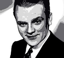 James Cagney by BritishYank