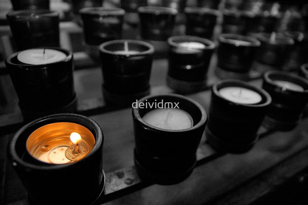 Lonely Prayer by deividmx