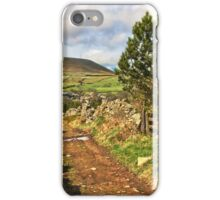 Pendle Hill iPhone Case/Skin