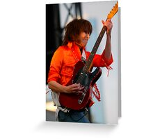 Chrissy Hynde Greeting Card