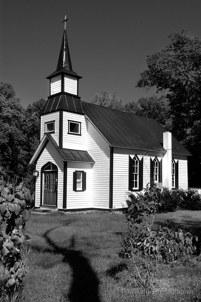 Church house by Paul Jaffe Photographer