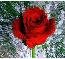 Increase Your Love Vibe Photographic Print