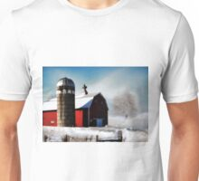 The Red Barn Unisex T-Shirt