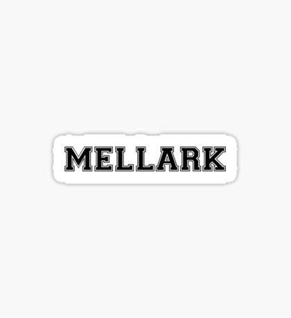 The Hunger Games Baseball Tee - Peeta Mellark Sticker