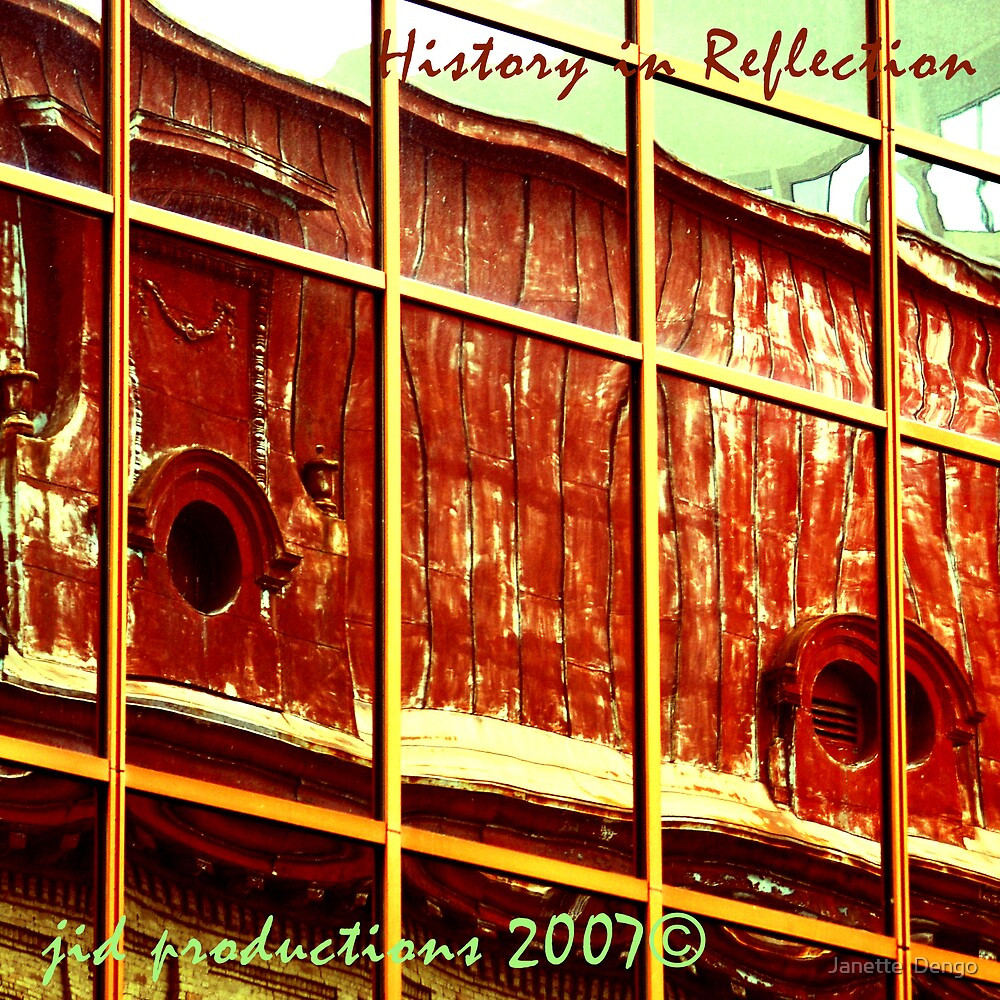 HISTORY IN REFLECTION by Janette  Dengo