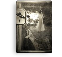 Faded Memories Canvas Print