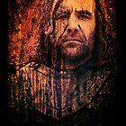 Sandor Clegane by David Atkinson
