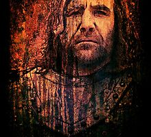 Sandor Clegane by David Atkinson