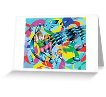 Music Greeting Card