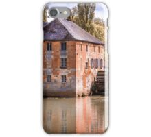 The manor iPhone Case/Skin