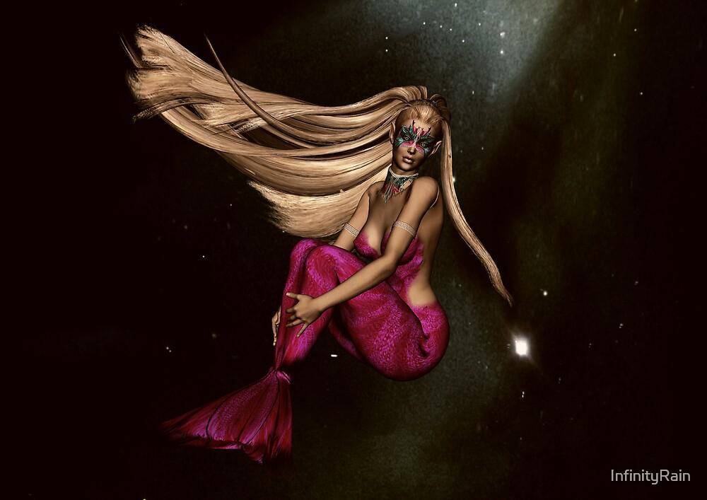 Space Mermaid 2 by InfinityRain