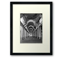 San Francisco Federal Reserve Bank Framed Print