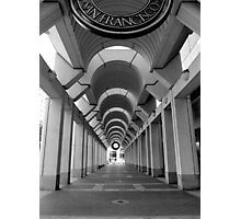 San Francisco Federal Reserve Bank Photographic Print