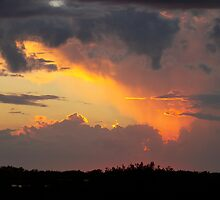 The Painted Sky by Leah Perry