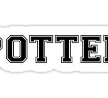 Harry Potter Baseball Tee - Harry Potter Sticker