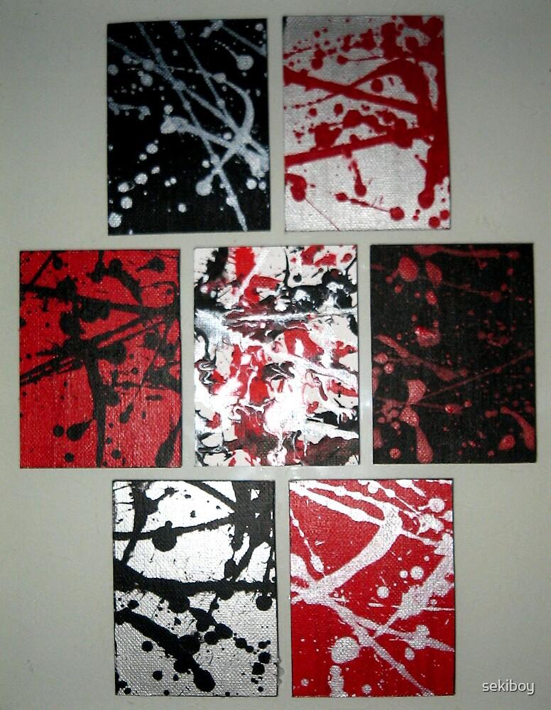 7 frames by sekiboy