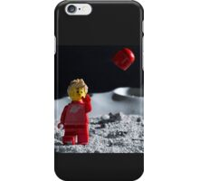Lego Astronaut iPhone Case/Skin