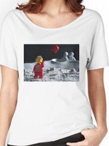 Lego Astronaut Women's Relaxed Fit T-Shirt